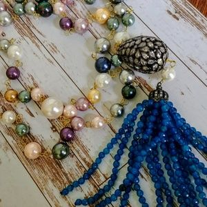 Jewelry - Pearl Girl Necklace